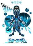 The Sub Zero Concept! (Mortal Kombat Movie 2021) by Emanpris