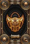 Scorpion's Mask Concept | Mortal Kombat Movie 2021 by Emanpris