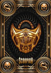 Scorpion's Mask Concept | Mortal Kombat Movie 2021