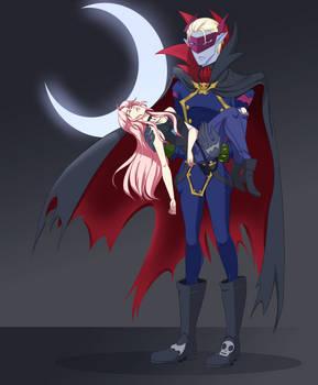 C: Raven and Myotismon