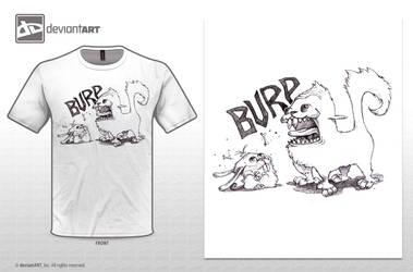 Burp by Halfy