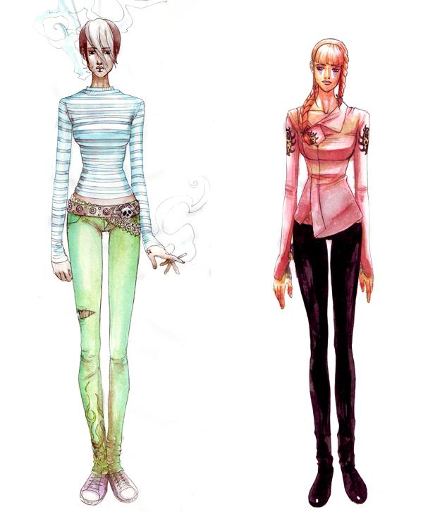 Fashion sense? by Halfy