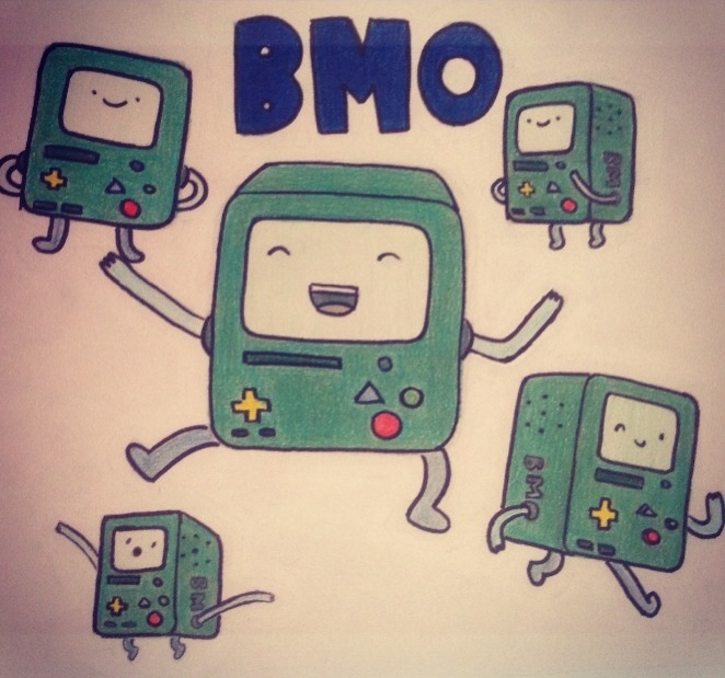 Bmo!! :D by Whiskers-the-Cat