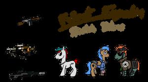 Fallout Equestria [Sketch Ideas]