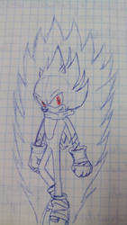 Class doodle- Super Sonic boom by YgdrasilChaosControl