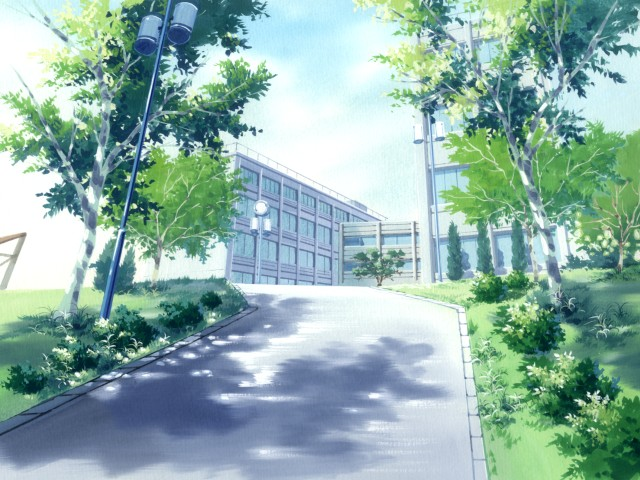 School Front 2 by MarkLauck