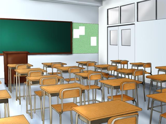 Classroom Wallpaper Design ~ School classroom by marklauck on deviantart