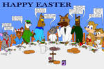 Easter with Einspine