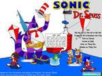 Sonic Meets Dr Seuss