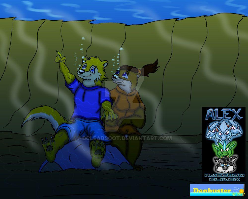 Underwater Sightseeing by DCLeadboot