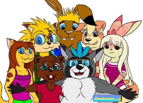 Lila Discord Group-Pic