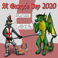 St George's Distancing Day