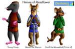 Heroes of Mossflower