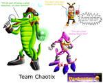 Sonic Heroes - Team Chaotix