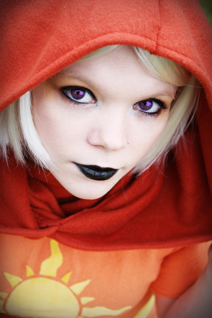 Rose Lalonde God Tier by Papu-Zexion