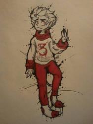 Doodle doods by T-Biscuits