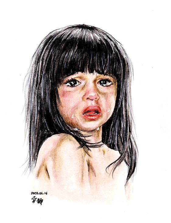 Crying Child 3 by anna...