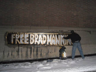 Free Bradley Manning by stevieb-is-alive