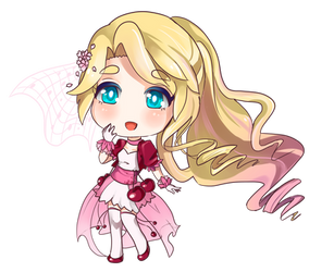 Sweet Ann Sakura ver. by Akuo-art