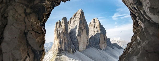 Dolomite mountains of Italy Italian Alps