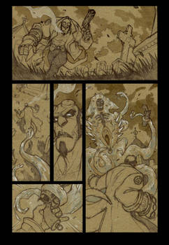 Hellboy : Tombs and Tentacles
