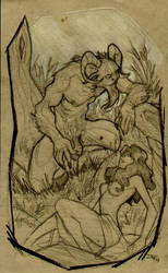 Faun by DenisM79