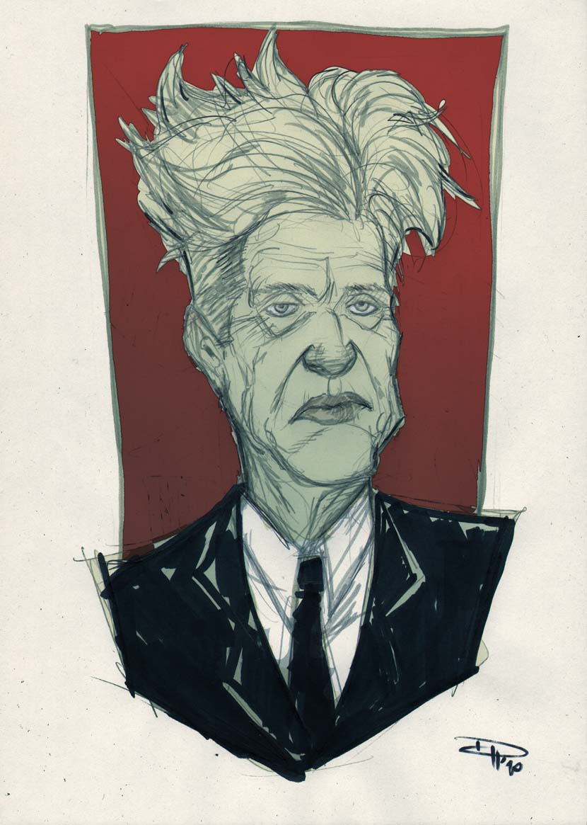 David Lynch by DenisM79