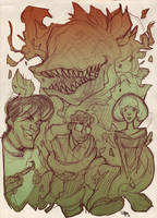 Little Shop of Horrors by DenisM79