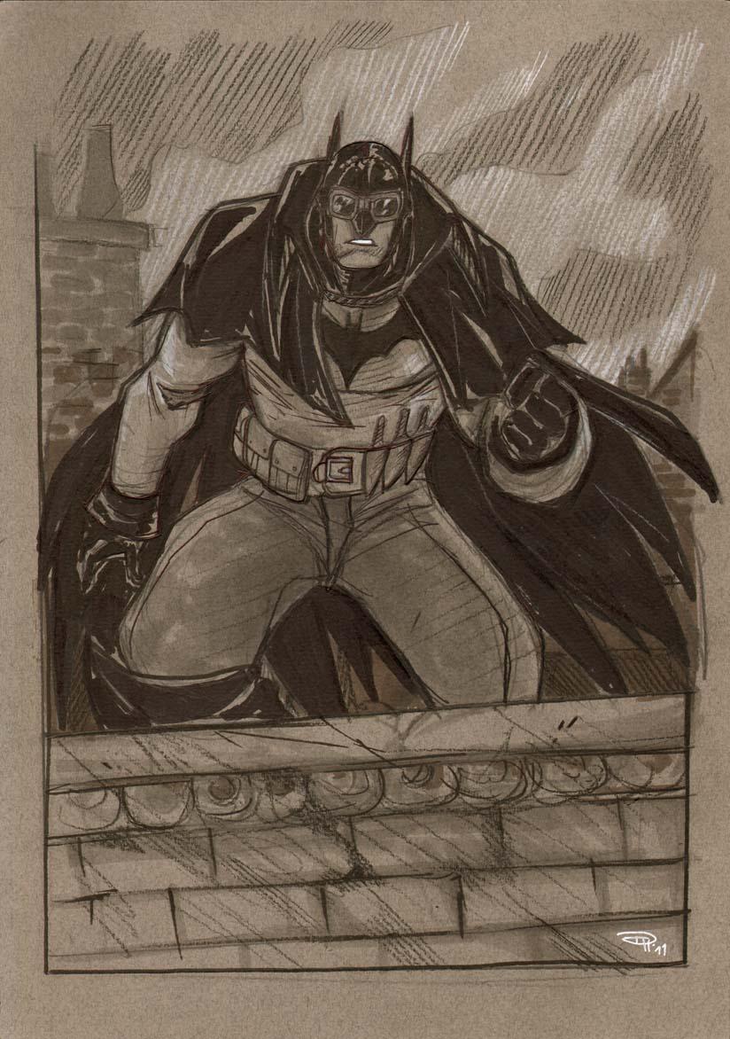 Gotham by Gaslight by DenisM79