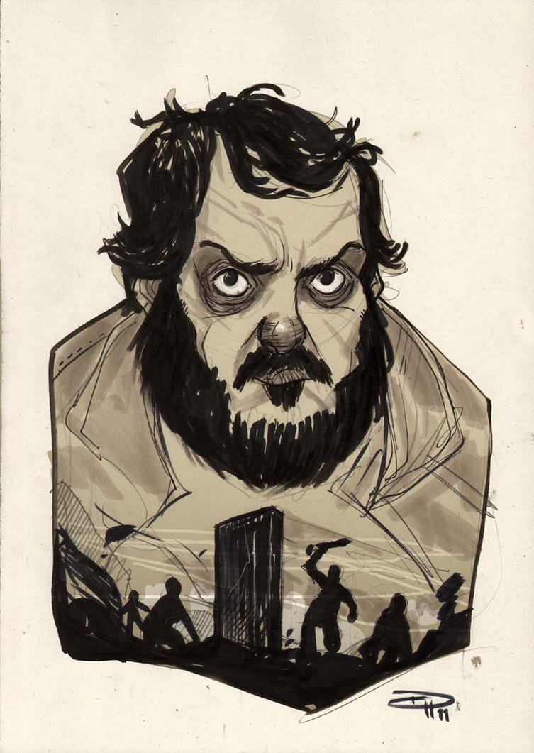 Stanley Kubrick by DenisM79