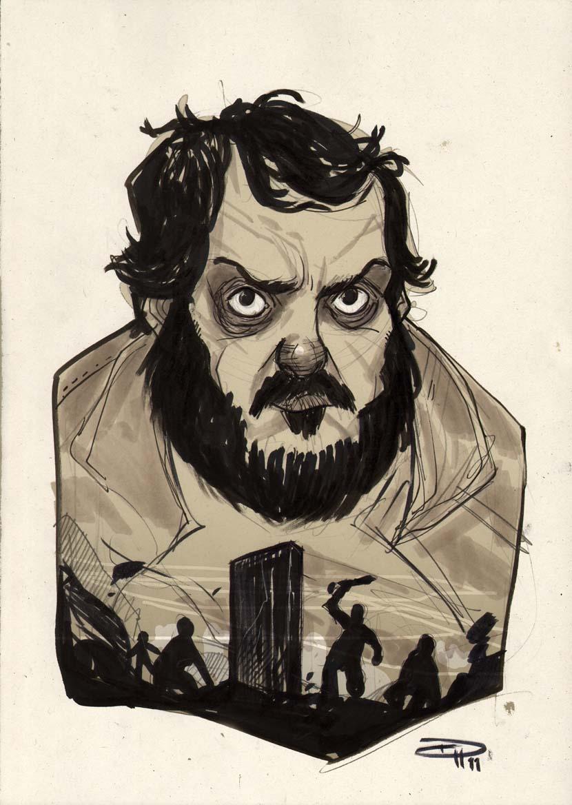 Stanley Kubrick by DenisM79