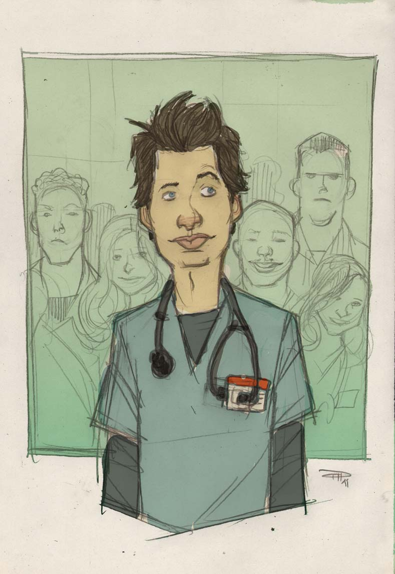 Scrubs by DenisM79