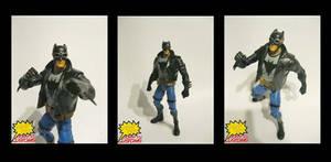Batman Rockabilly - THE ACTION FIGURE by JonnyVu
