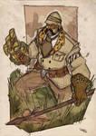 Kraven Steampunk Re-Design