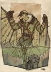 Vulture Steampunk Re-Design