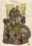 Scorpion Steampunk Re-Design
