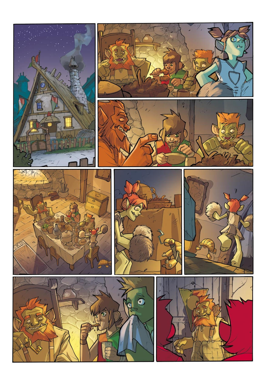 GOLEADOR tome 1 - page 20 by DenisM79