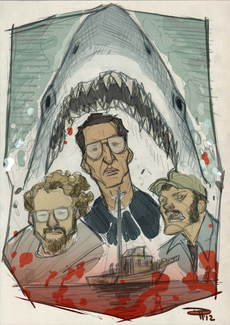 Jaws by DenisM79