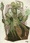 Loki Fantasy Re-design