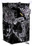 Batgirl - Rockabilly Universe