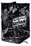 Gotham City - Rockabilly Universe