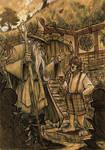THE HOBBIT - Gandalf and Bilbo