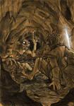 THE HOBBIT by Denis Medri - Gollum