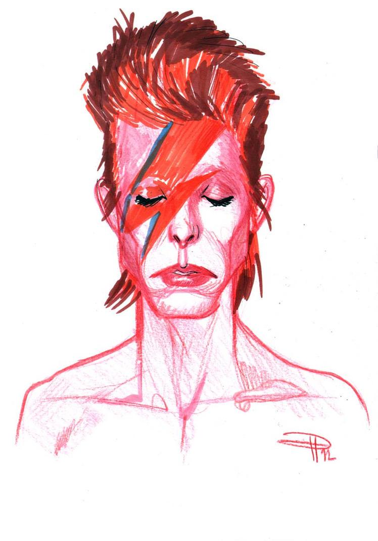 David Bowie by DenisM79