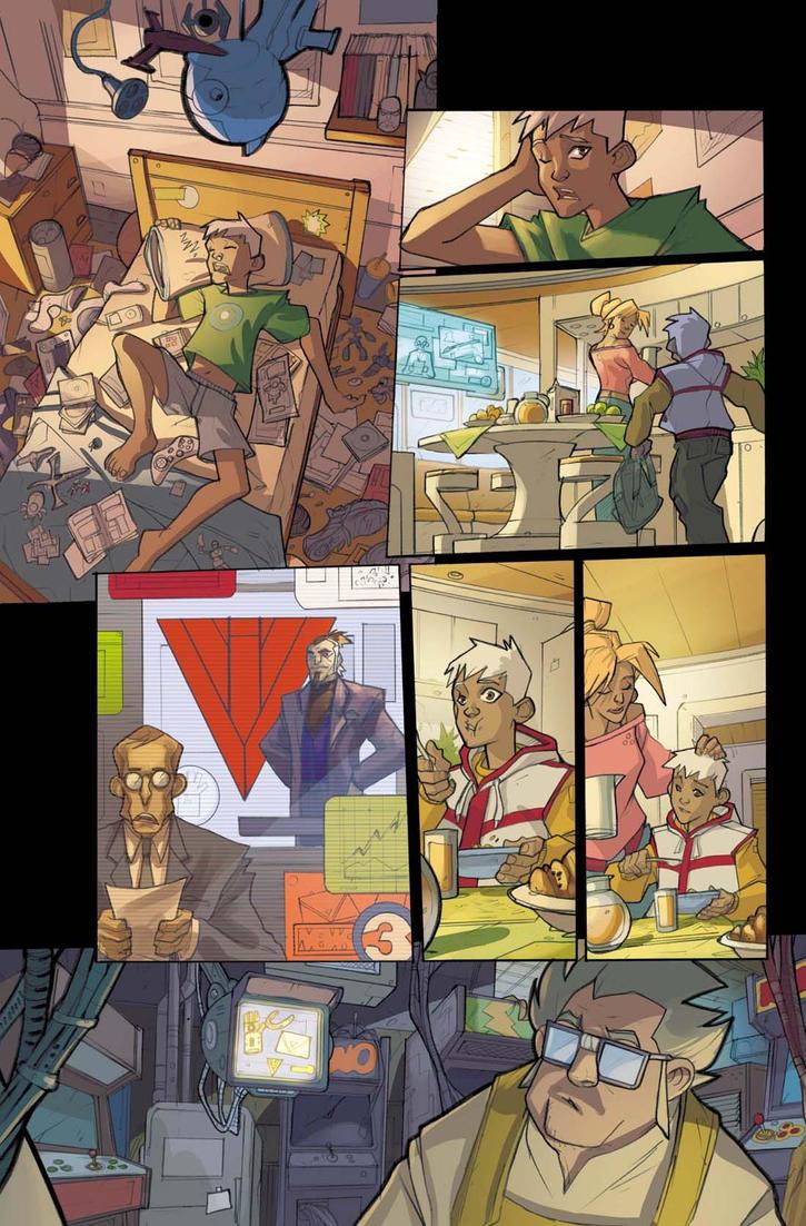 ARCADE BOY 1 - page 3 by DenisM79