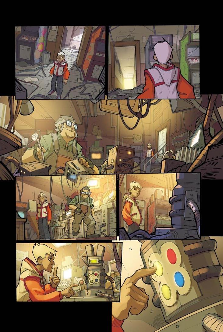 ARCADE BOY 2 - page 5 by DenisM79