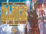 Atlantis - The Last Survivor on KICKSTARTER now