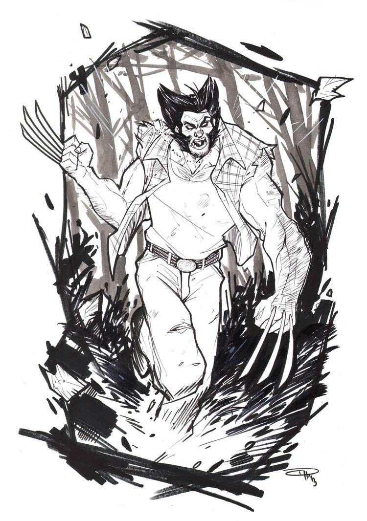 Logan - Commission by DenisM79