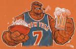 Ben Loves Knicks