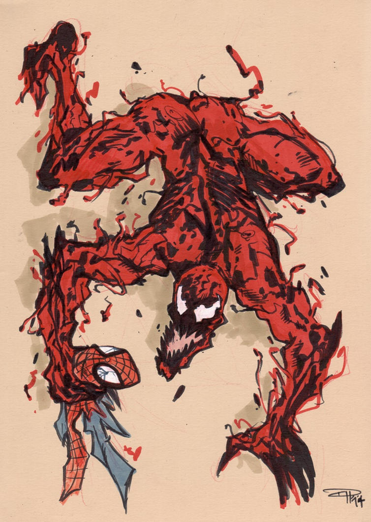Carnage by DenisM79